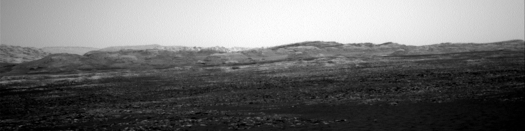 Nasa's Mars rover Curiosity acquired this image using its Right Navigation Camera on Sol 1613, at drive 924, site number 61