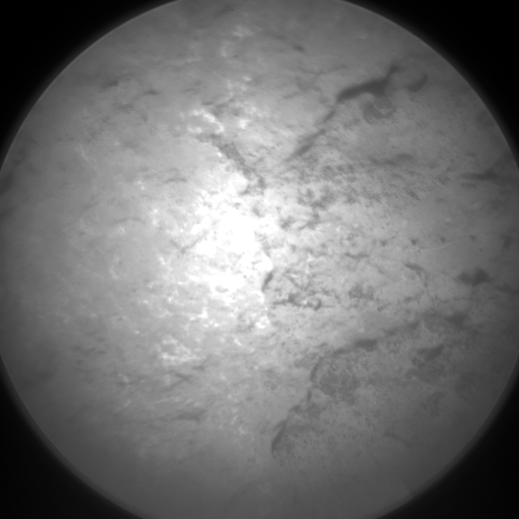 Nasa's Mars rover Curiosity acquired this image using its Chemistry & Camera (ChemCam) on Sol 1614, at drive 924, site number 61