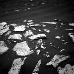 Nasa's Mars rover Curiosity acquired this image using its Right Navigation Camera on Sol 1616, at drive 924, site number 61