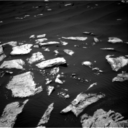 Nasa's Mars rover Curiosity acquired this image using its Right Navigation Camera on Sol 1616, at drive 930, site number 61