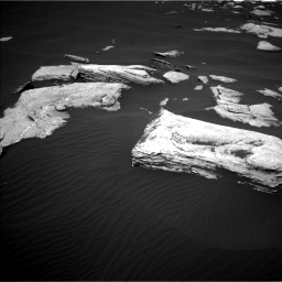 Nasa's Mars rover Curiosity acquired this image using its Left Navigation Camera on Sol 1617, at drive 1026, site number 61