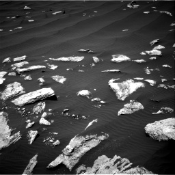 Nasa's Mars rover Curiosity acquired this image using its Right Navigation Camera on Sol 1617, at drive 938, site number 61