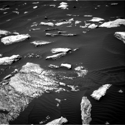 Nasa's Mars rover Curiosity acquired this image using its Right Navigation Camera on Sol 1617, at drive 972, site number 61