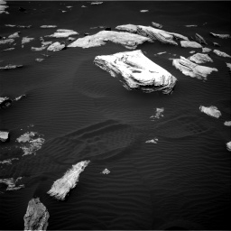 Nasa's Mars rover Curiosity acquired this image using its Right Navigation Camera on Sol 1617, at drive 984, site number 61