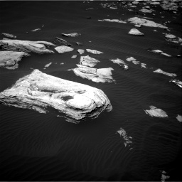 Nasa's Mars rover Curiosity acquired this image using its Right Navigation Camera on Sol 1617, at drive 1020, site number 61