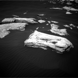 Nasa's Mars rover Curiosity acquired this image using its Right Navigation Camera on Sol 1617, at drive 1026, site number 61