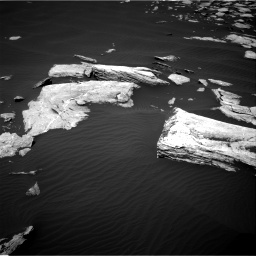 Nasa's Mars rover Curiosity acquired this image using its Right Navigation Camera on Sol 1617, at drive 1032, site number 61