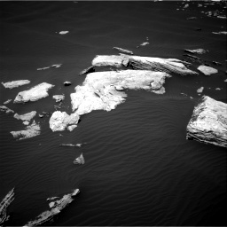 Nasa's Mars rover Curiosity acquired this image using its Right Navigation Camera on Sol 1617, at drive 1038, site number 61