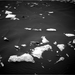 Nasa's Mars rover Curiosity acquired this image using its Right Navigation Camera on Sol 1617, at drive 1050, site number 61