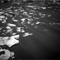Nasa's Mars rover Curiosity acquired this image using its Right Navigation Camera on Sol 1617, at drive 1092, site number 61