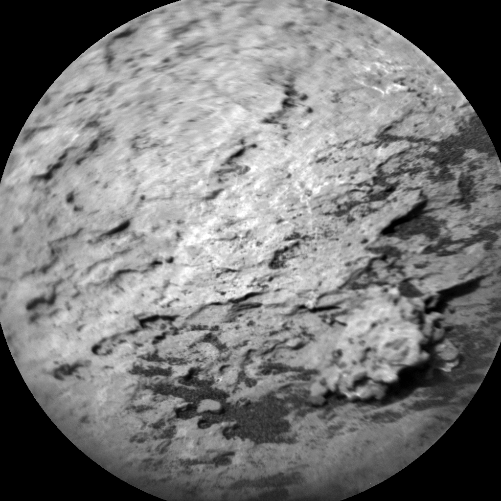 Nasa's Mars rover Curiosity acquired this image using its Chemistry & Camera (ChemCam) on Sol 1617, at drive 1140, site number 61