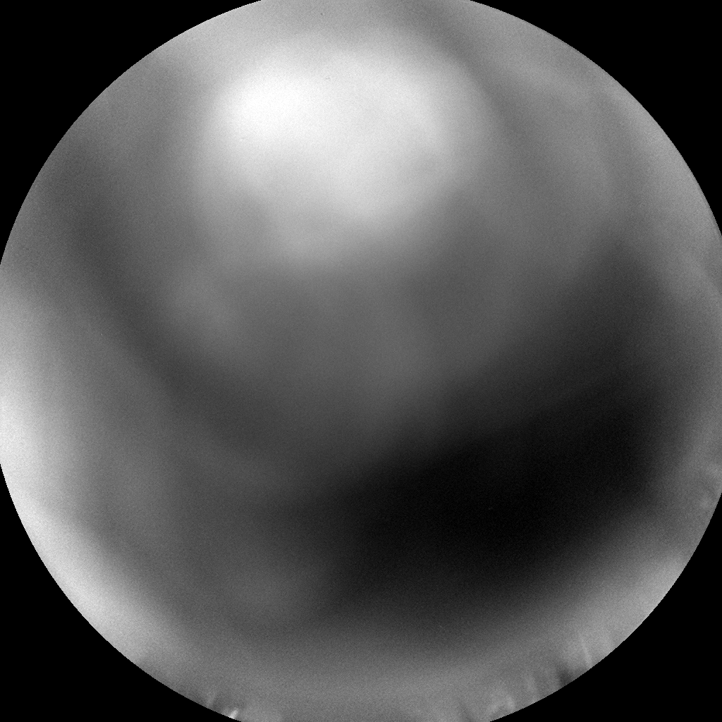 Nasa's Mars rover Curiosity acquired this image using its Chemistry & Camera (ChemCam) on Sol 1619, at drive 1140, site number 61