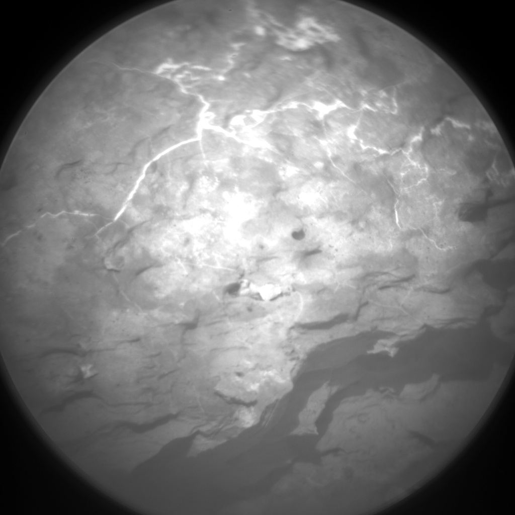 Nasa's Mars rover Curiosity acquired this image using its Chemistry & Camera (ChemCam) on Sol 1620, at drive 1140, site number 61