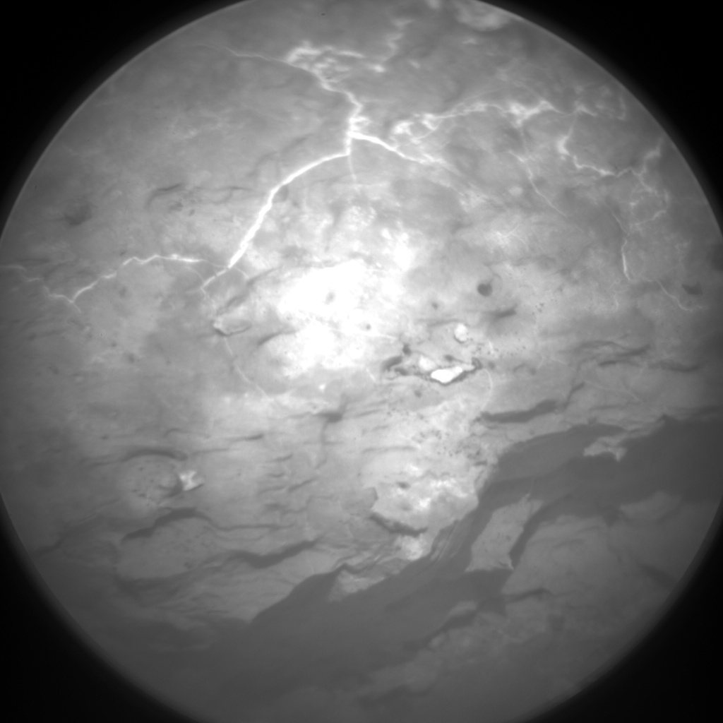 Nasa's Mars rover Curiosity acquired this image using its Chemistry & Camera (ChemCam) on Sol 1623, at drive 1140, site number 61