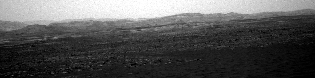 Nasa's Mars rover Curiosity acquired this image using its Right Navigation Camera on Sol 1625, at drive 1140, site number 61
