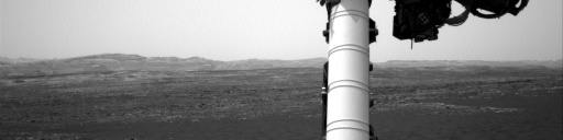 Nasa's Mars rover Curiosity acquired this image using its Right Navigation Camera on Sol 1626, at drive 1140, site number 61