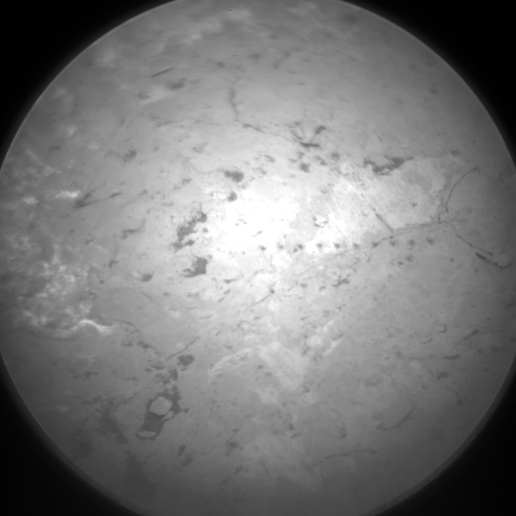 Nasa's Mars rover Curiosity acquired this image using its Chemistry & Camera (ChemCam) on Sol 1627, at drive 1140, site number 61