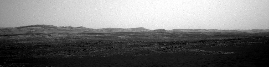 Nasa's Mars rover Curiosity acquired this image using its Right Navigation Camera on Sol 1628, at drive 1140, site number 61