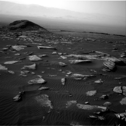 Nasa's Mars rover Curiosity acquired this image using its Right Navigation Camera on Sol 1628, at drive 1146, site number 61