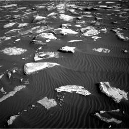 Nasa's Mars rover Curiosity acquired this image using its Right Navigation Camera on Sol 1628, at drive 1200, site number 61