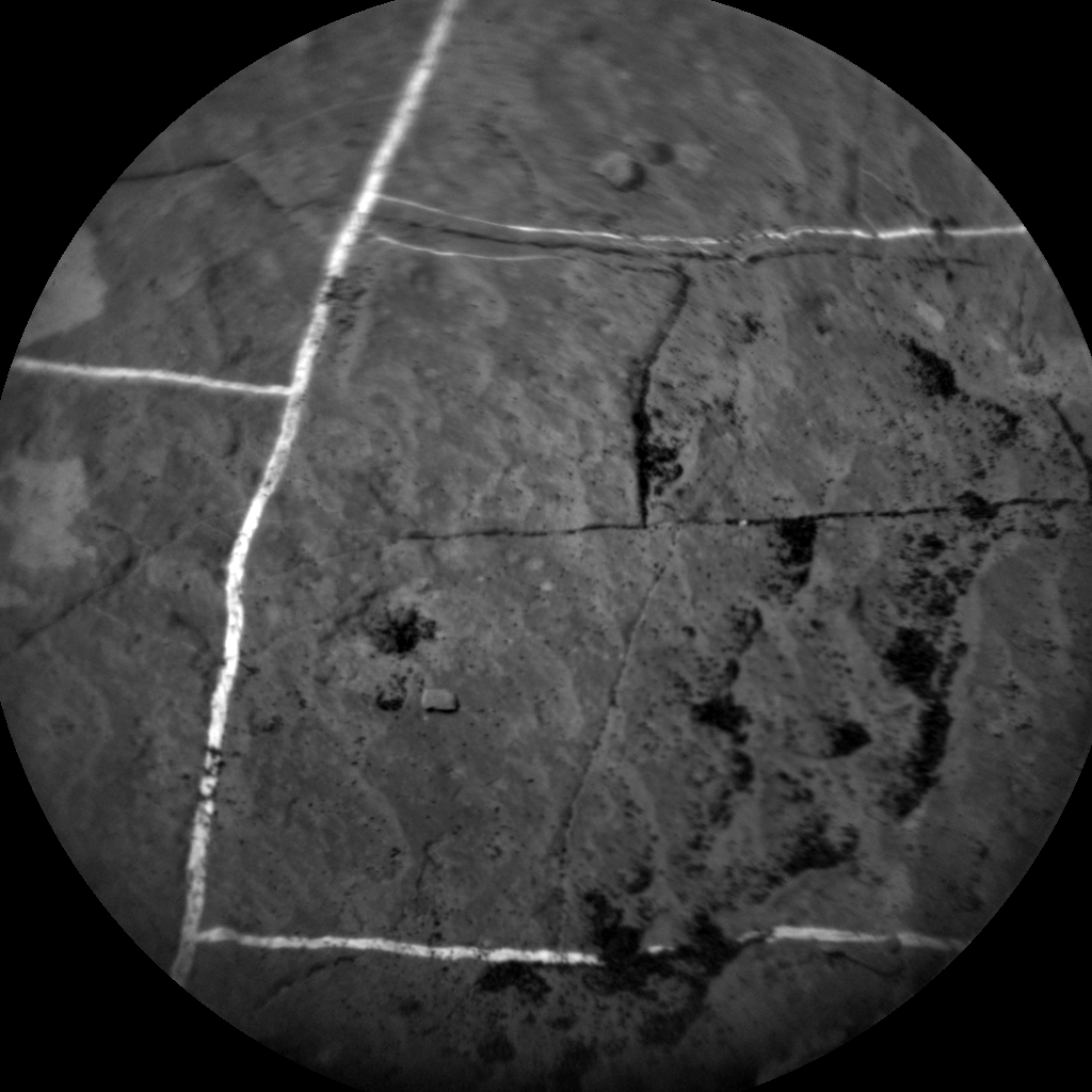 Nasa's Mars rover Curiosity acquired this image using its Chemistry & Camera (ChemCam) on Sol 1628, at drive 1140, site number 61