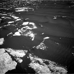 Nasa's Mars rover Curiosity acquired this image using its Left Navigation Camera on Sol 1630, at drive 1338, site number 61
