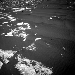 Nasa's Mars rover Curiosity acquired this image using its Right Navigation Camera on Sol 1630, at drive 1338, site number 61