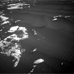 Nasa's Mars rover Curiosity acquired this image using its Right Navigation Camera on Sol 1630, at drive 1350, site number 61