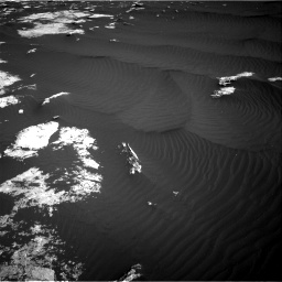 Nasa's Mars rover Curiosity acquired this image using its Right Navigation Camera on Sol 1630, at drive 1356, site number 61