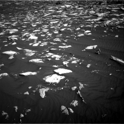 Nasa's Mars rover Curiosity acquired this image using its Right Navigation Camera on Sol 1630, at drive 1434, site number 61