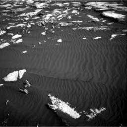 Nasa's Mars rover Curiosity acquired this image using its Right Navigation Camera on Sol 1630, at drive 1464, site number 61