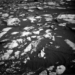 Nasa's Mars rover Curiosity acquired this image using its Right Navigation Camera on Sol 1630, at drive 1500, site number 61