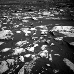 Nasa's Mars rover Curiosity acquired this image using its Right Navigation Camera on Sol 1630, at drive 1506, site number 61