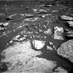 Nasa's Mars rover Curiosity acquired this image using its Right Navigation Camera on Sol 1630, at drive 1608, site number 61