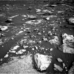 Nasa's Mars rover Curiosity acquired this image using its Right Navigation Camera on Sol 1630, at drive 1614, site number 61