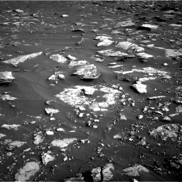 Nasa's Mars rover Curiosity acquired this image using its Right Navigation Camera on Sol 1630, at drive 1632, site number 61