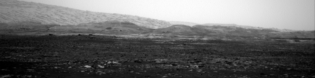 Nasa's Mars rover Curiosity acquired this image using its Right Navigation Camera on Sol 1631, at drive 1650, site number 61