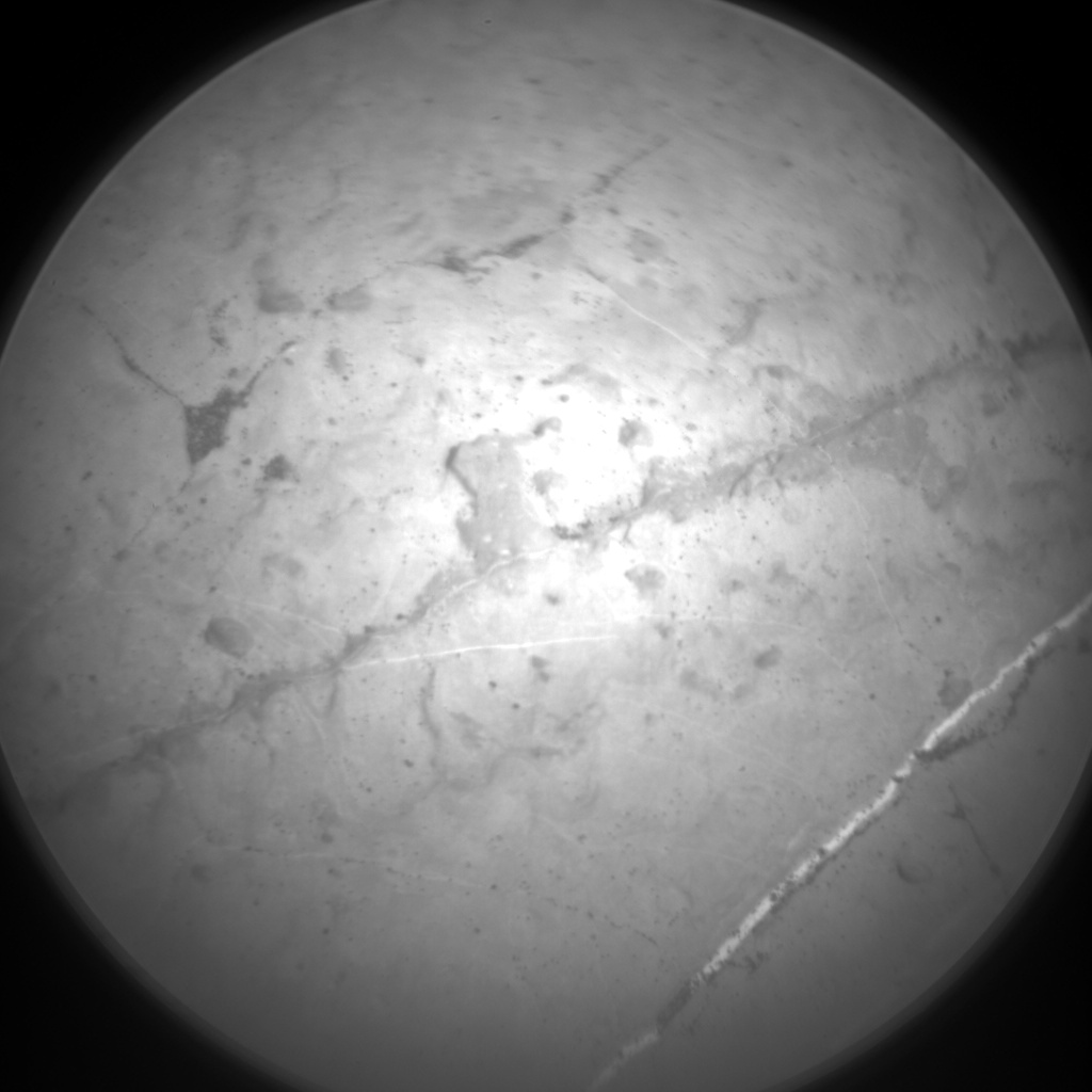 Nasa's Mars rover Curiosity acquired this image using its Chemistry & Camera (ChemCam) on Sol 1632, at drive 1650, site number 61