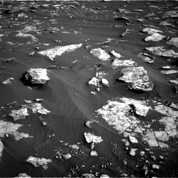 Nasa's Mars rover Curiosity acquired this image using its Right Navigation Camera on Sol 1632, at drive 1650, site number 61