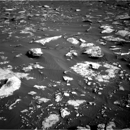 Nasa's Mars rover Curiosity acquired this image using its Right Navigation Camera on Sol 1632, at drive 1662, site number 61