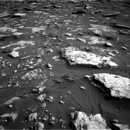 Nasa's Mars rover Curiosity acquired this image using its Right Navigation Camera on Sol 1632, at drive 1674, site number 61