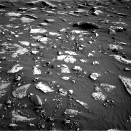 Nasa's Mars rover Curiosity acquired this image using its Right Navigation Camera on Sol 1632, at drive 1716, site number 61