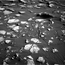 Nasa's Mars rover Curiosity acquired this image using its Right Navigation Camera on Sol 1632, at drive 1728, site number 61