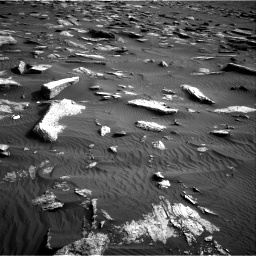Nasa's Mars rover Curiosity acquired this image using its Right Navigation Camera on Sol 1632, at drive 1776, site number 61