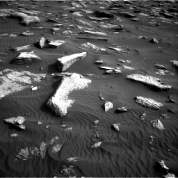 Nasa's Mars rover Curiosity acquired this image using its Right Navigation Camera on Sol 1632, at drive 1788, site number 61