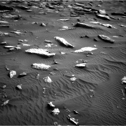 Nasa's Mars rover Curiosity acquired this image using its Right Navigation Camera on Sol 1632, at drive 1806, site number 61