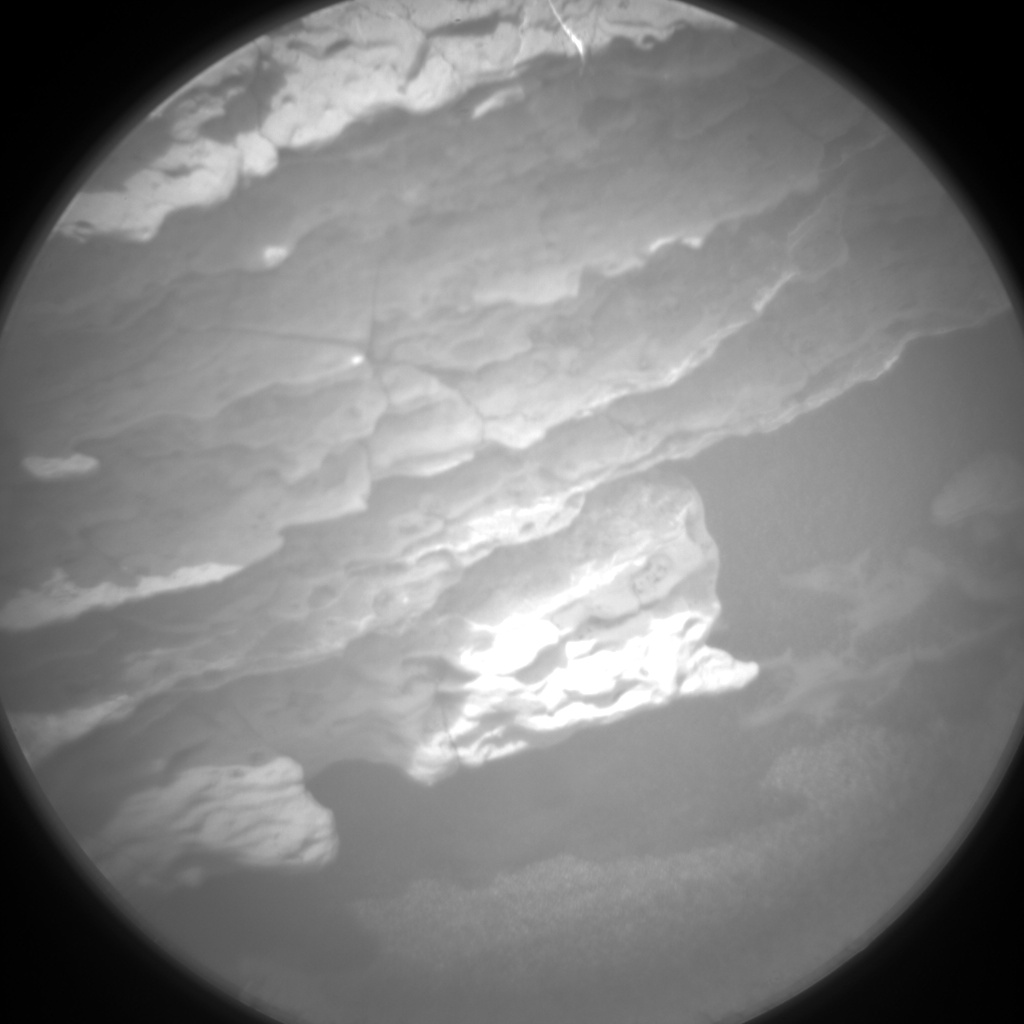 Nasa's Mars rover Curiosity acquired this image using its Chemistry & Camera (ChemCam) on Sol 1634, at drive 1908, site number 61