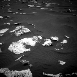 Nasa's Mars rover Curiosity acquired this image using its Right Navigation Camera on Sol 1635, at drive 2016, site number 61