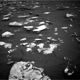 Nasa's Mars rover Curiosity acquired this image using its Right Navigation Camera on Sol 1635, at drive 2094, site number 61