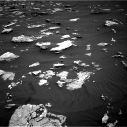 Nasa's Mars rover Curiosity acquired this image using its Right Navigation Camera on Sol 1635, at drive 2100, site number 61
